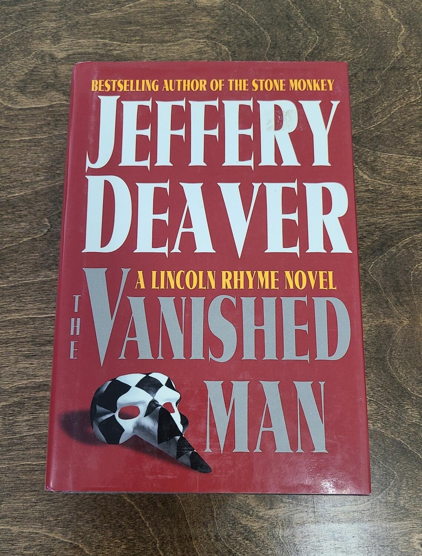 The Vanished Man by Jeffery Deaver