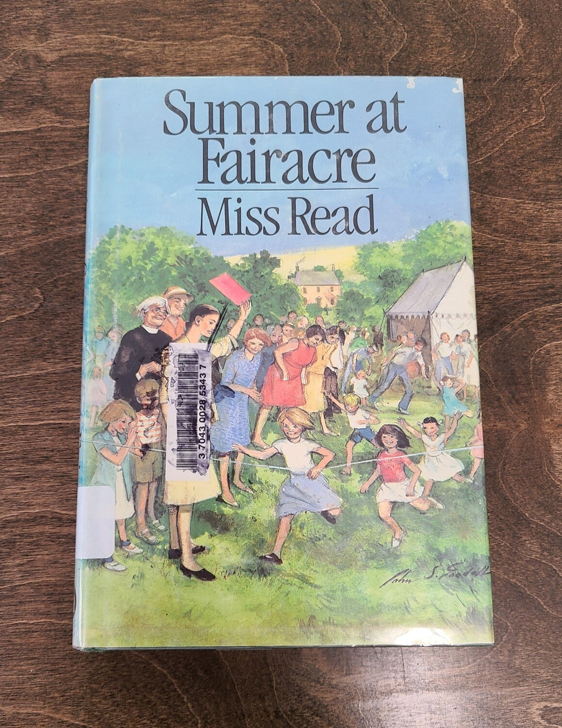 Summer at Fairacre by Miss Read - Hardback
