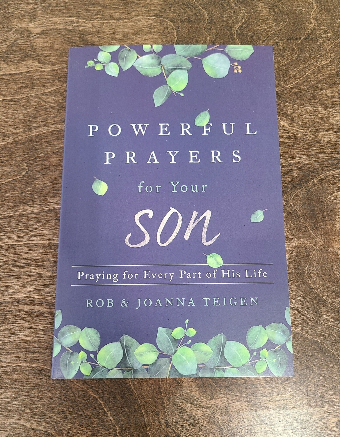 Powerful Prayers for Your Son by Rob and Joanna Teigen