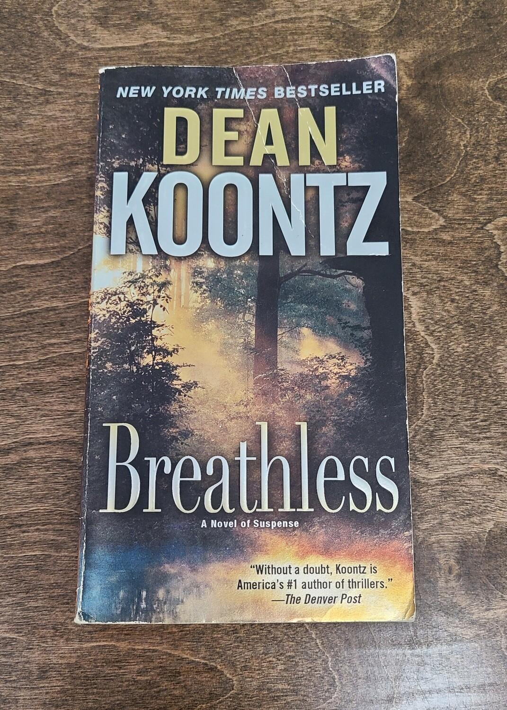Breathless by Dean Koontz - Paperback