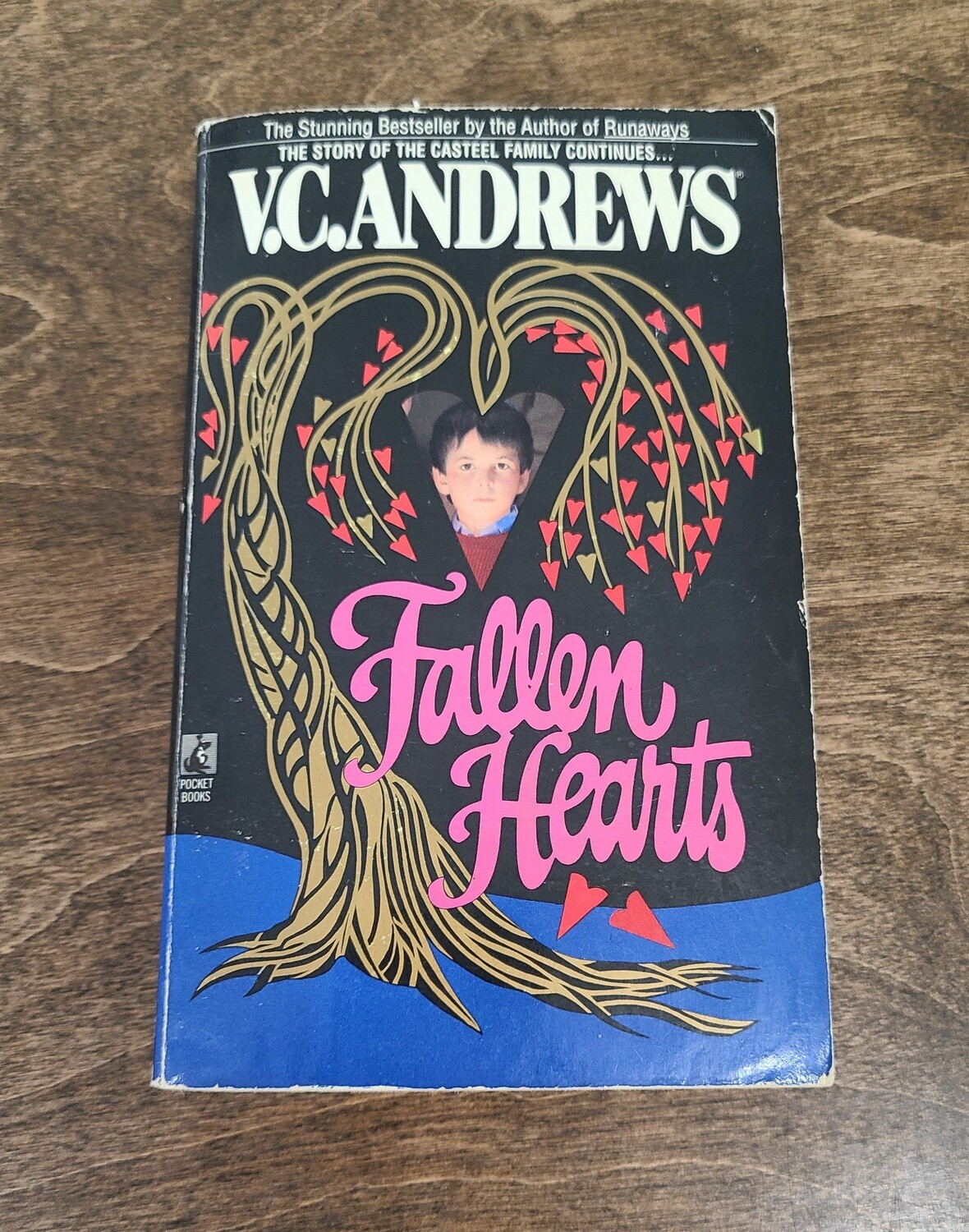 Fallen Hearts by V.C. Andrews