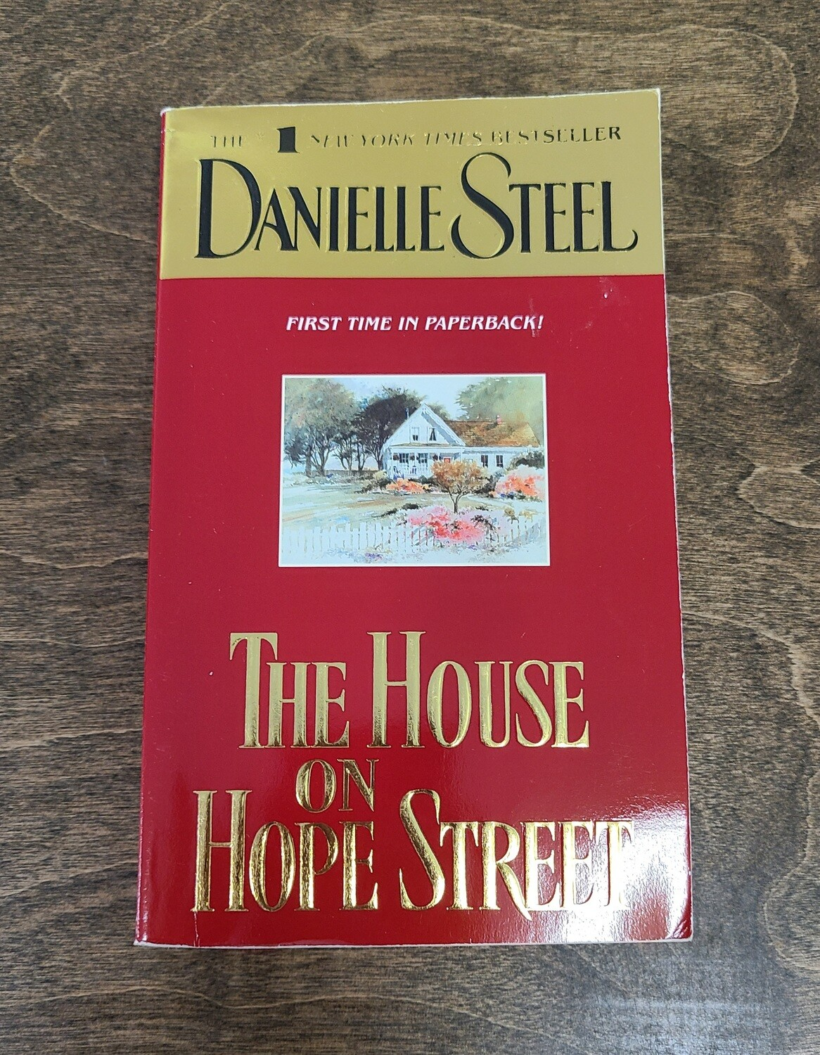 The House on Hope Street by Danielle Steel - Paperback