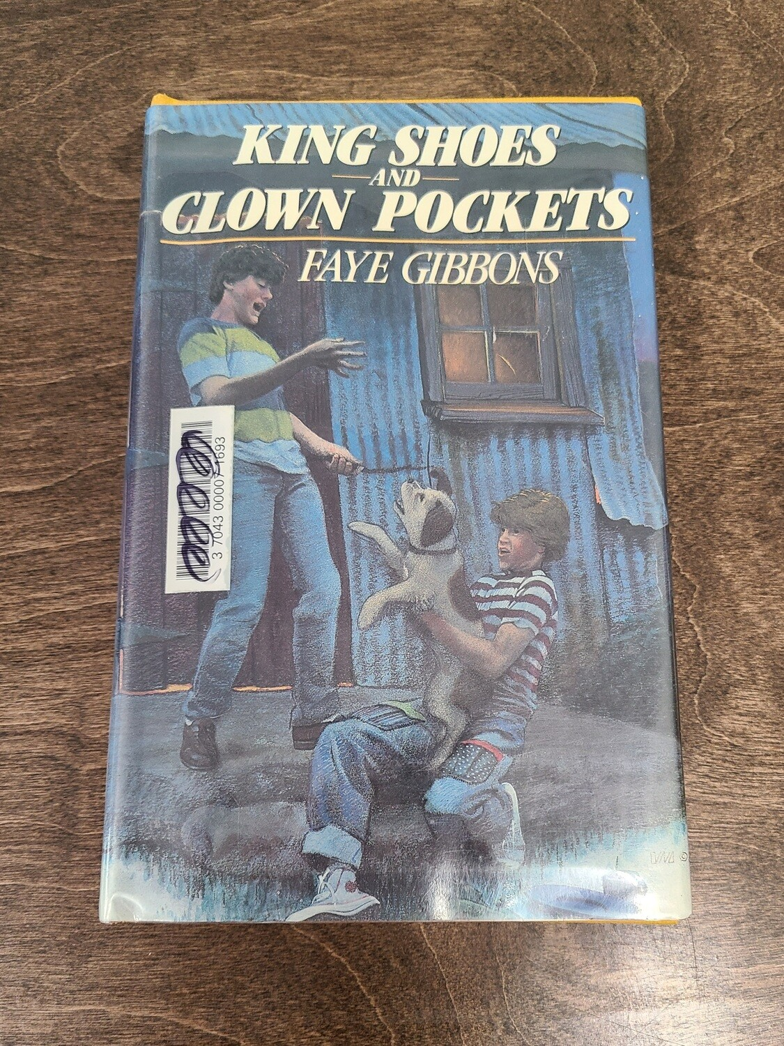 King Shoes and Clown Pockets by Faye Gibbons