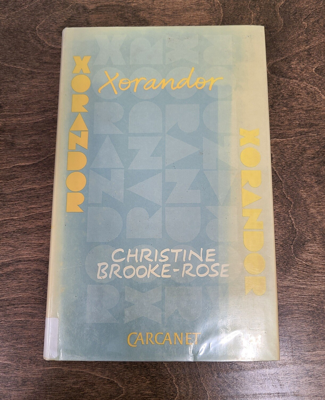 Xorandor by Christine Brooke-Rose