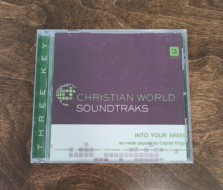 Into Your Arms, Accompaniment CD