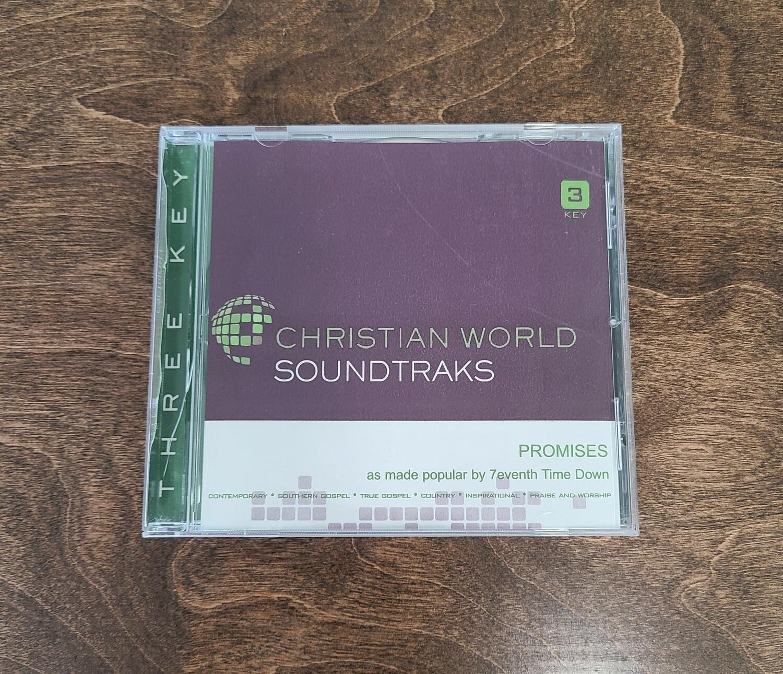 Promises, Accompaniment CD