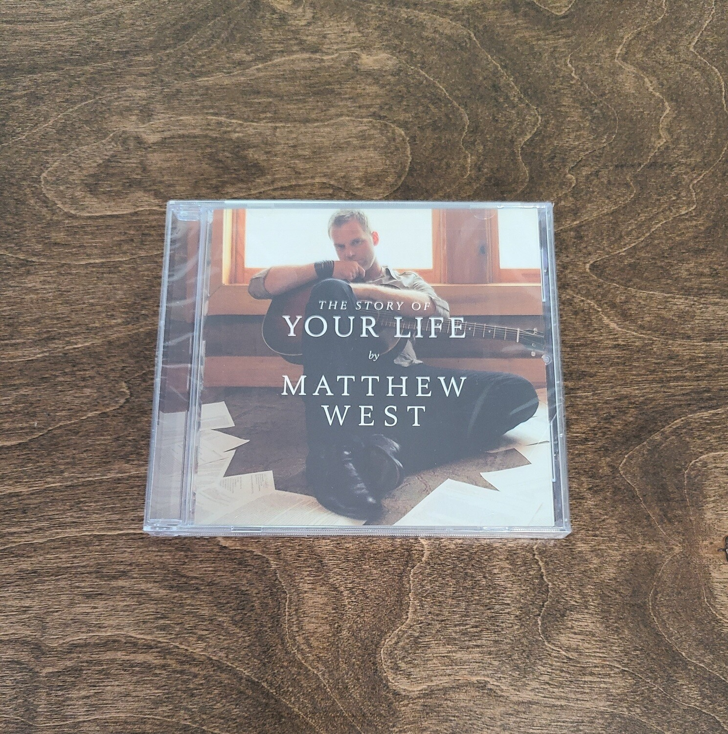 The Story of Your Life by Matthew West CD