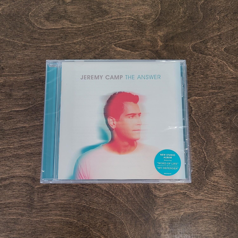 The Answer by Jeremy Camp CD