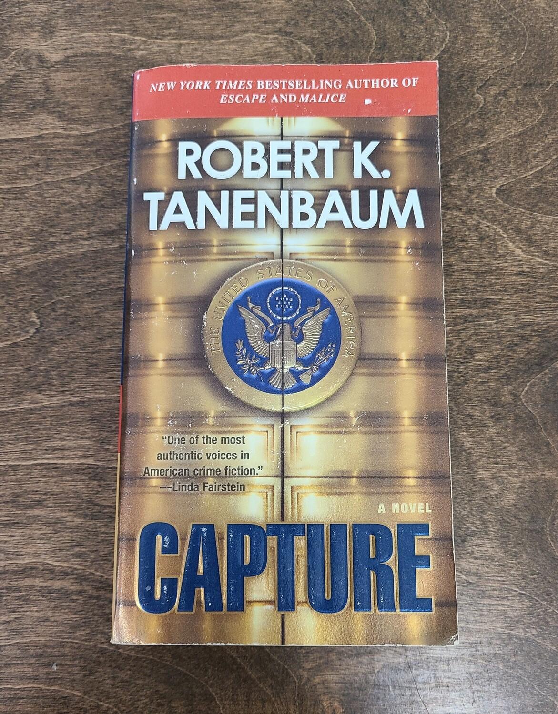 Capture by Robert K. Tanenbaum