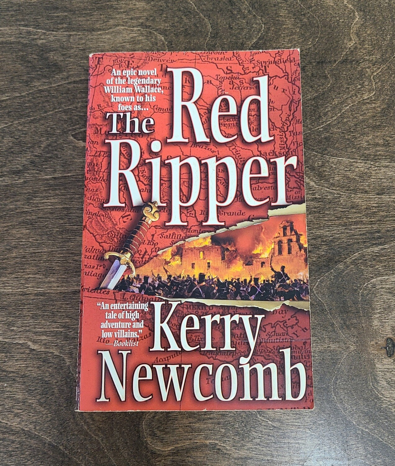 The Red Ripper by Kerry Newcomb