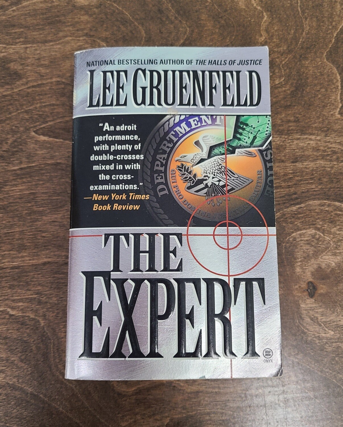 The Expert by Lee Gruenfeld