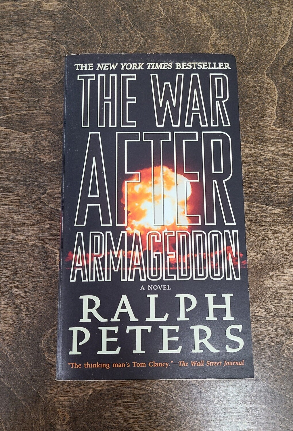 The War After Armageddon by Ralph Peters