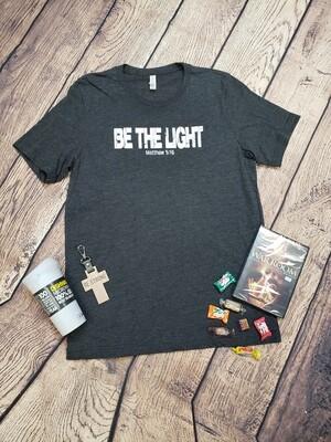 Be The Light Matthew 5:16 Tee