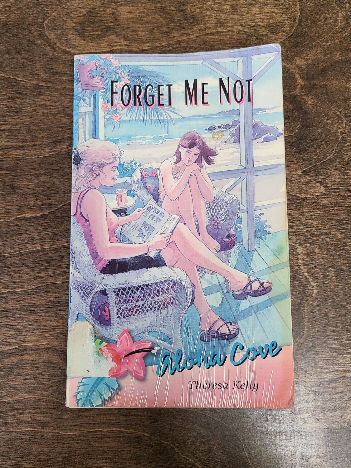 Forget Me Not by Theresa Kelly
