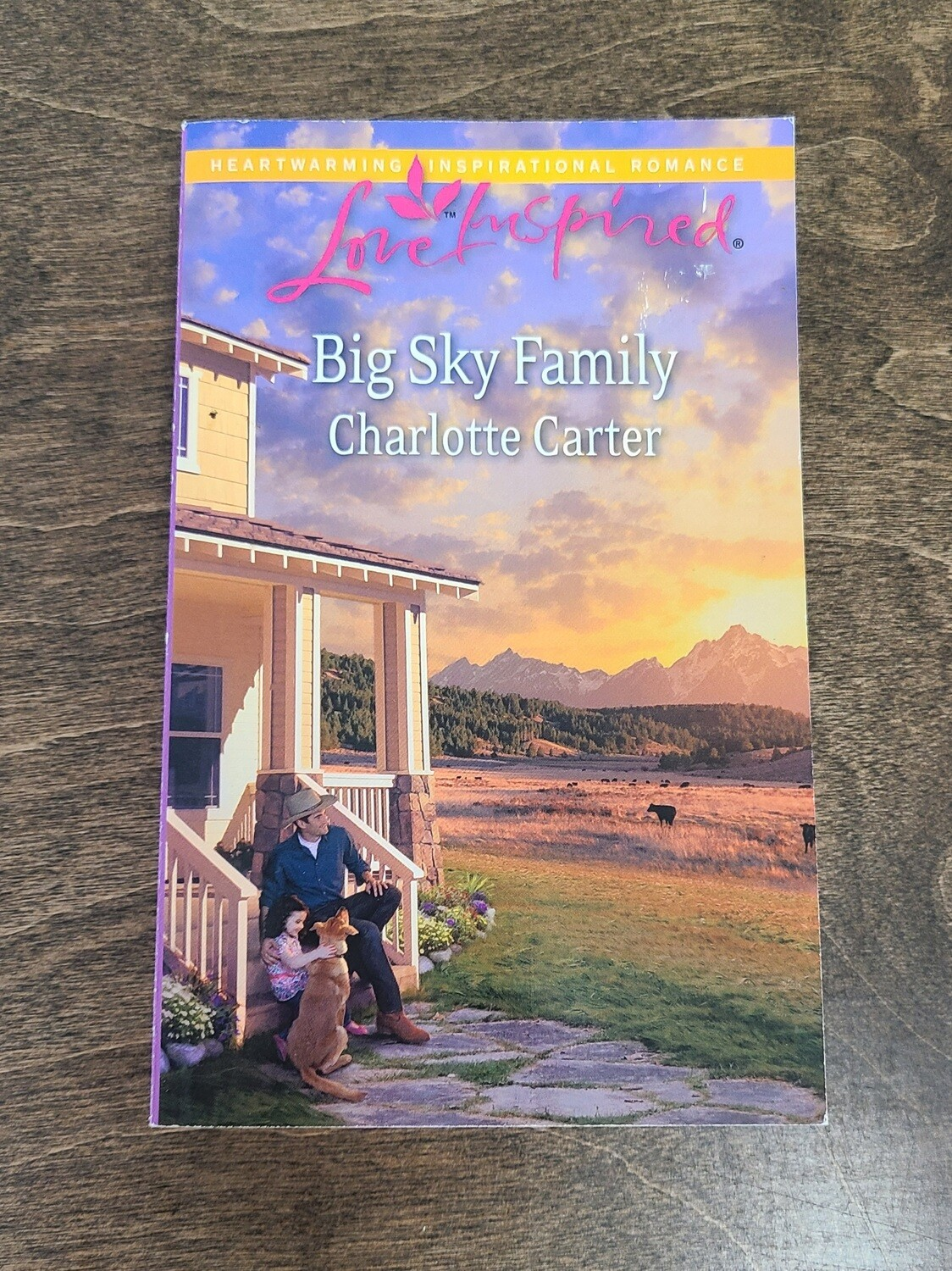 Big Sky Family by Charlotte Carter