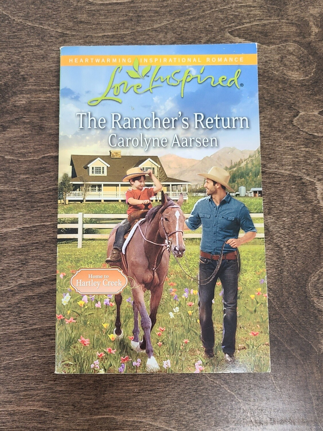The Rancher's Return by Carolyne Aarsen