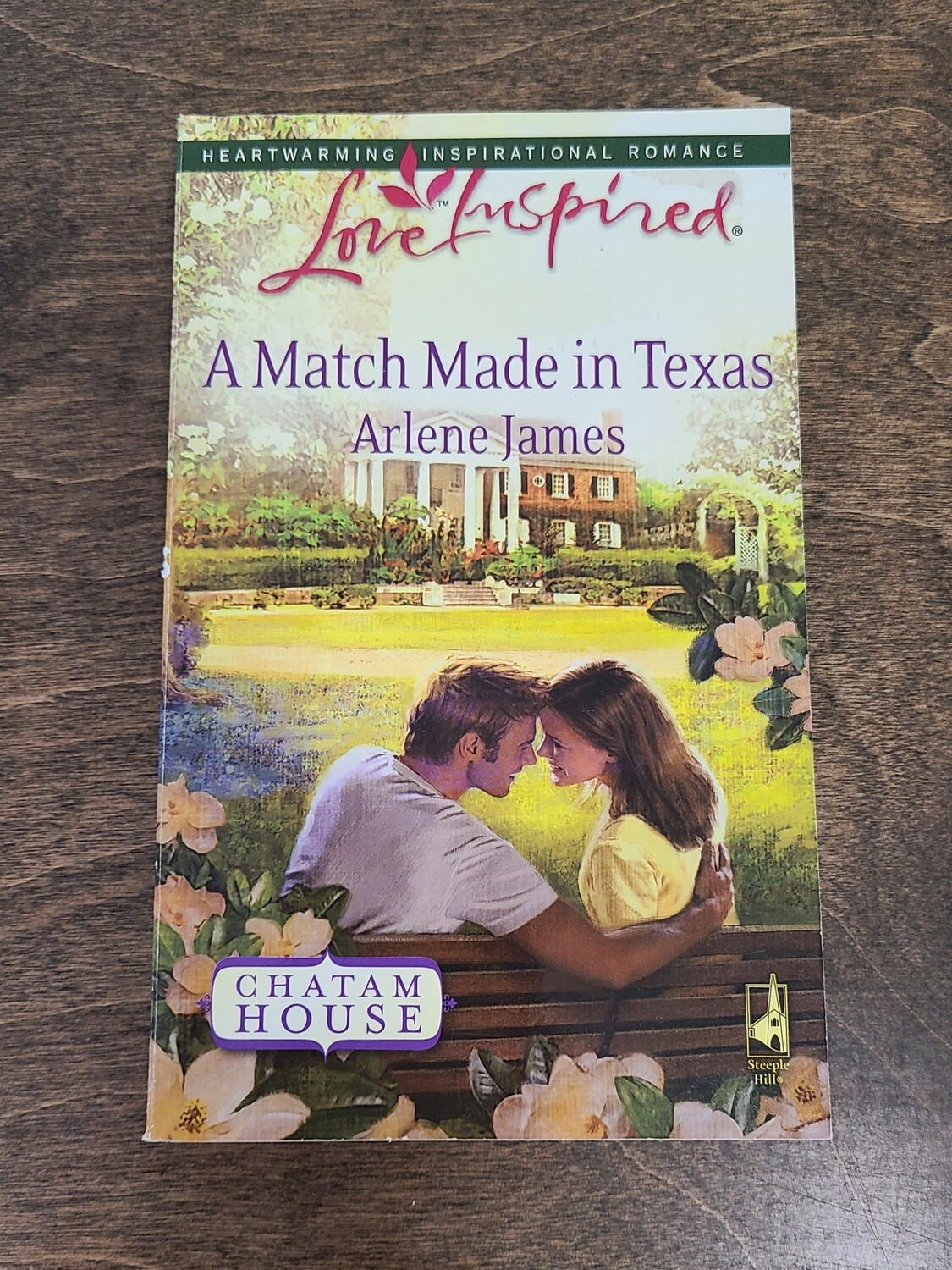 A Match Made in Texas by Arlene James