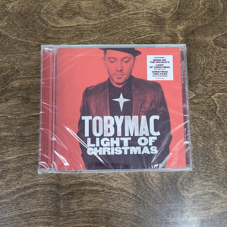 Light of Christmas by TobyMac CD