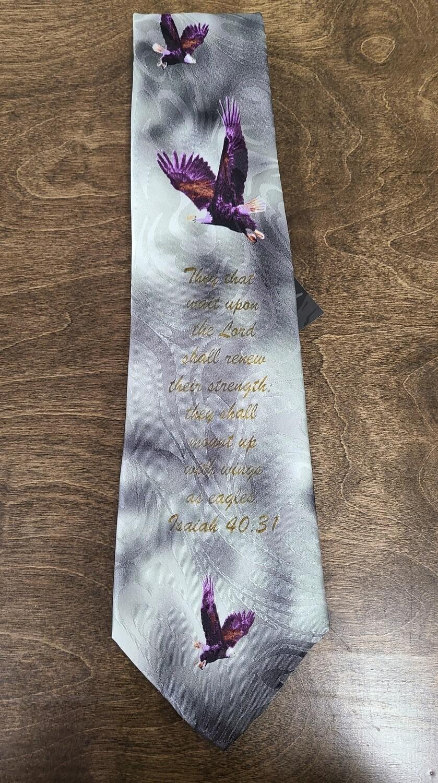Wings of Eagles Tie