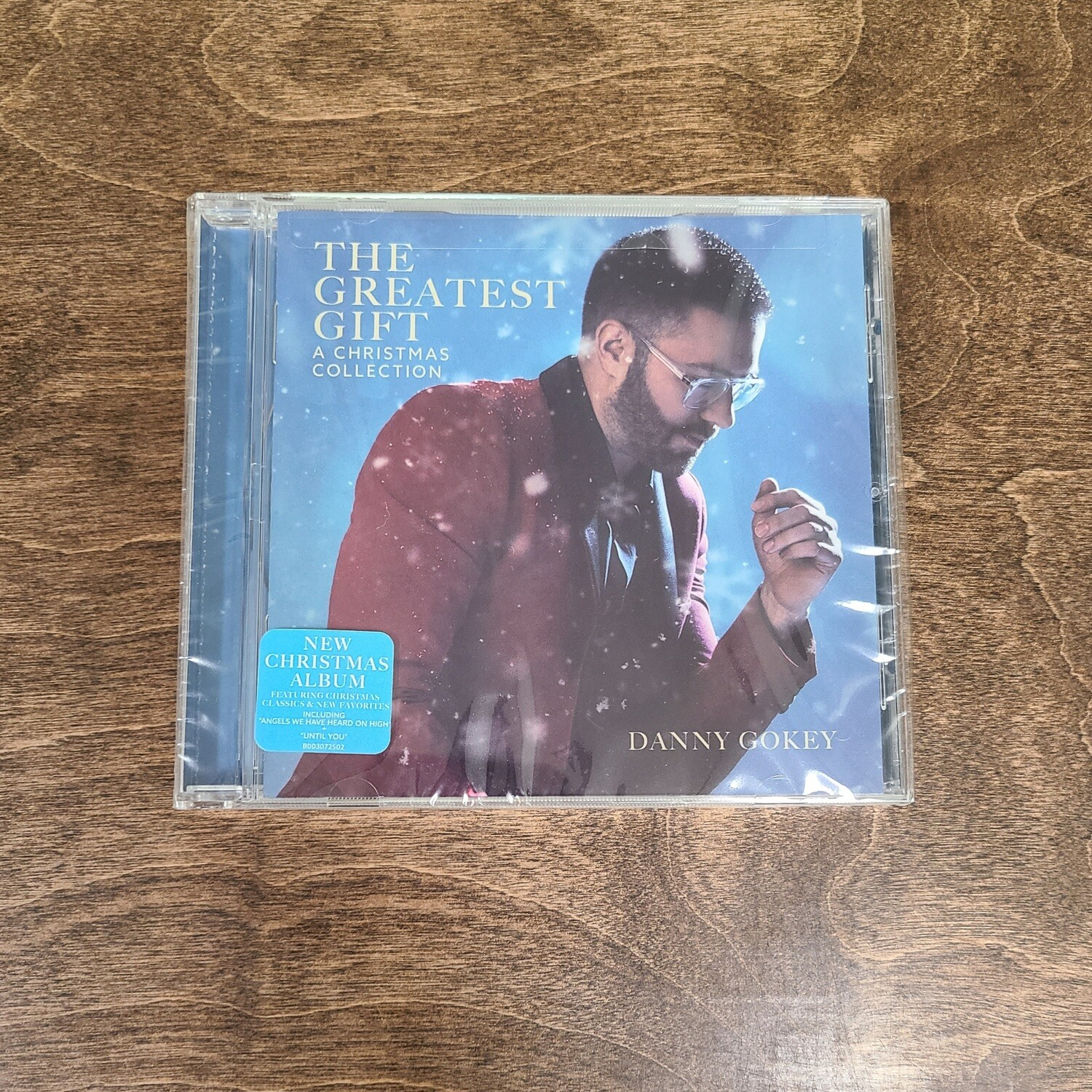 The Greatest Gift: A Christmas Collection by Danny Gokey CD