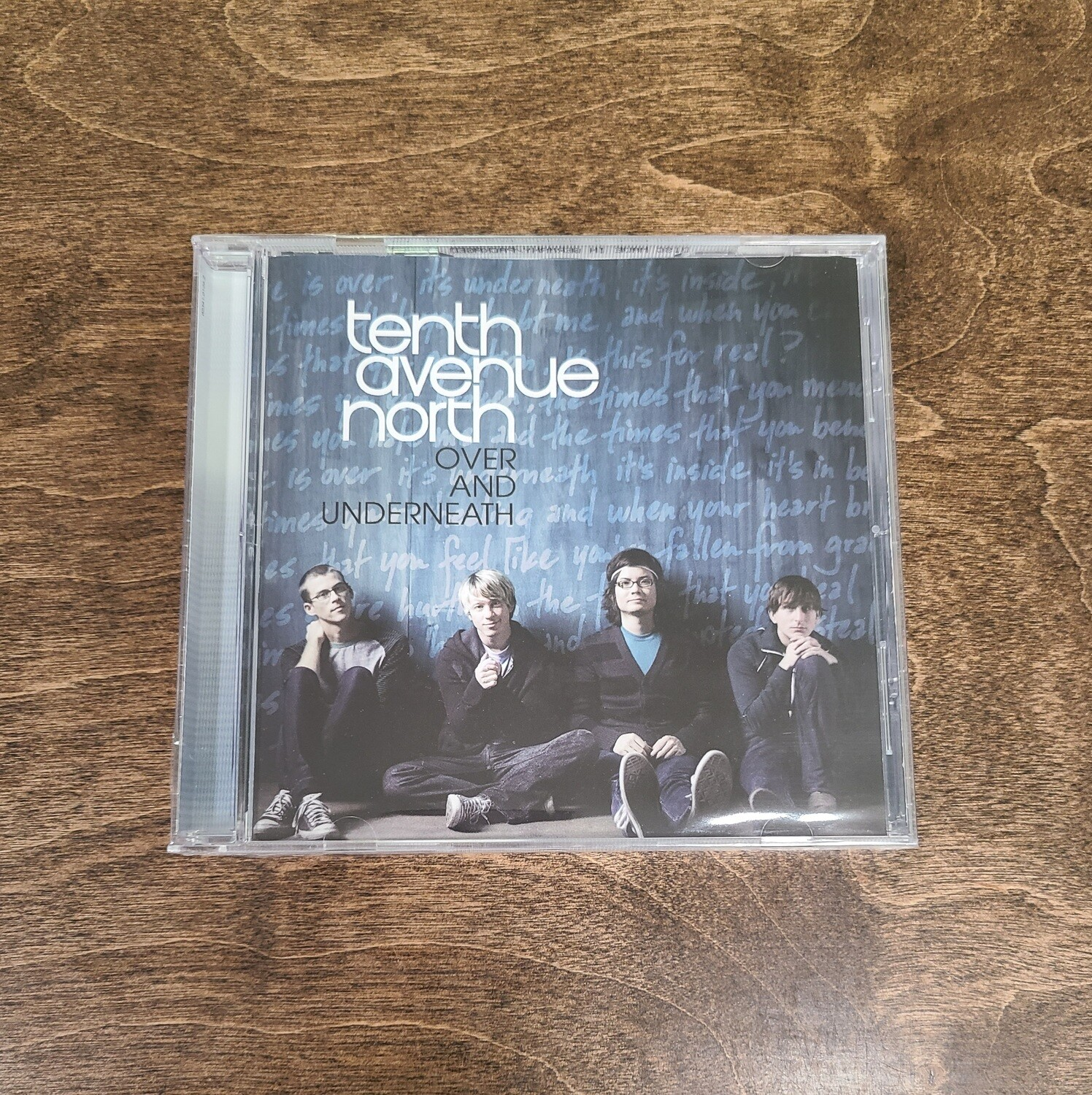 Over and Underneath by Tenth Avenue North CD