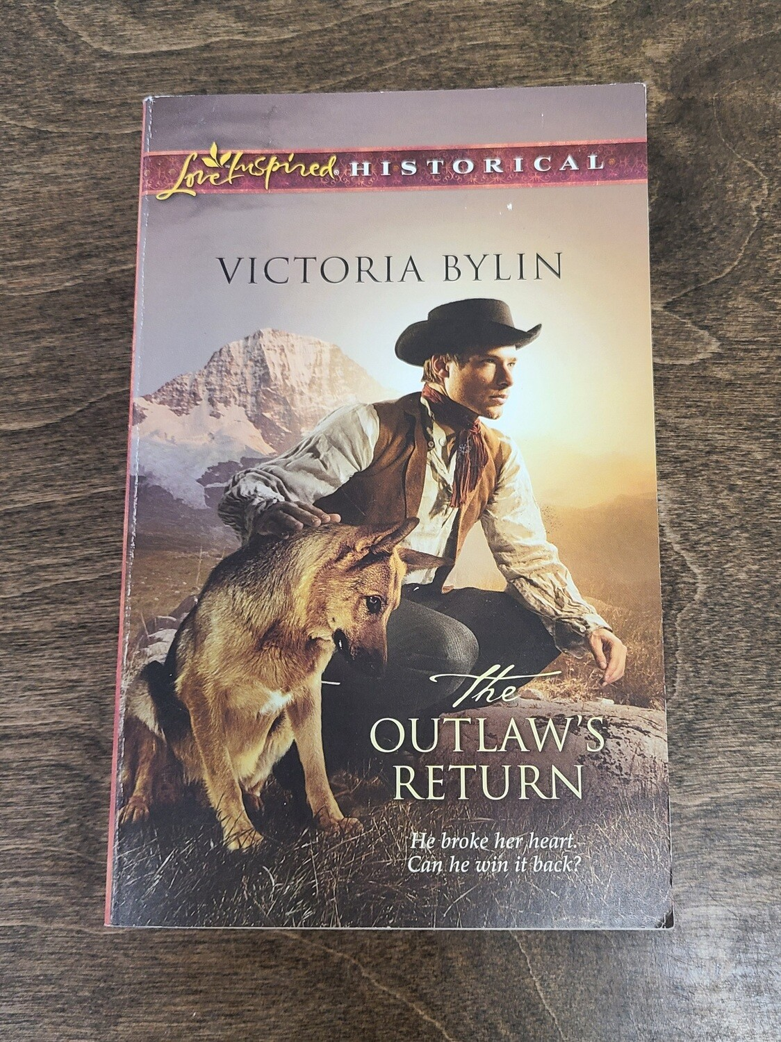 The Outlaw's Return by Victoria Bylin