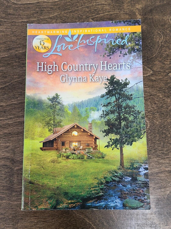 High Country Hearts by Glynna Kaye