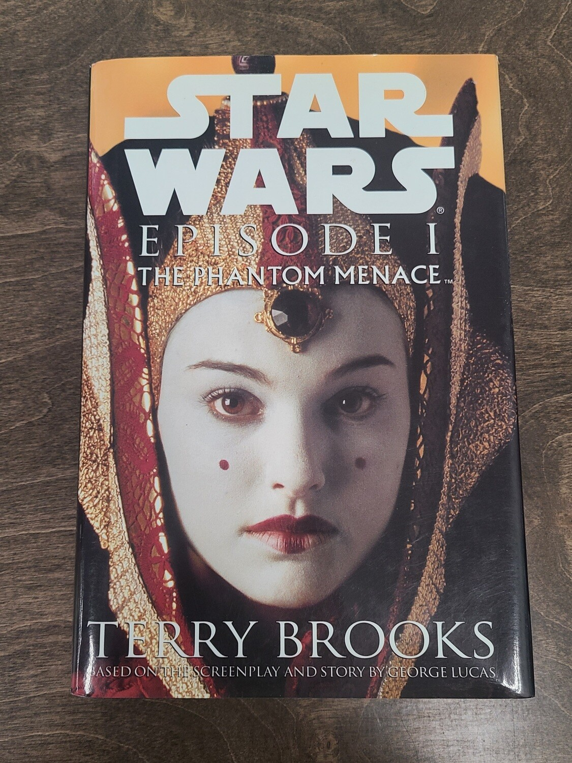 Star Wars: Episode 1 - The Phantom Menace by Terry Brooks
