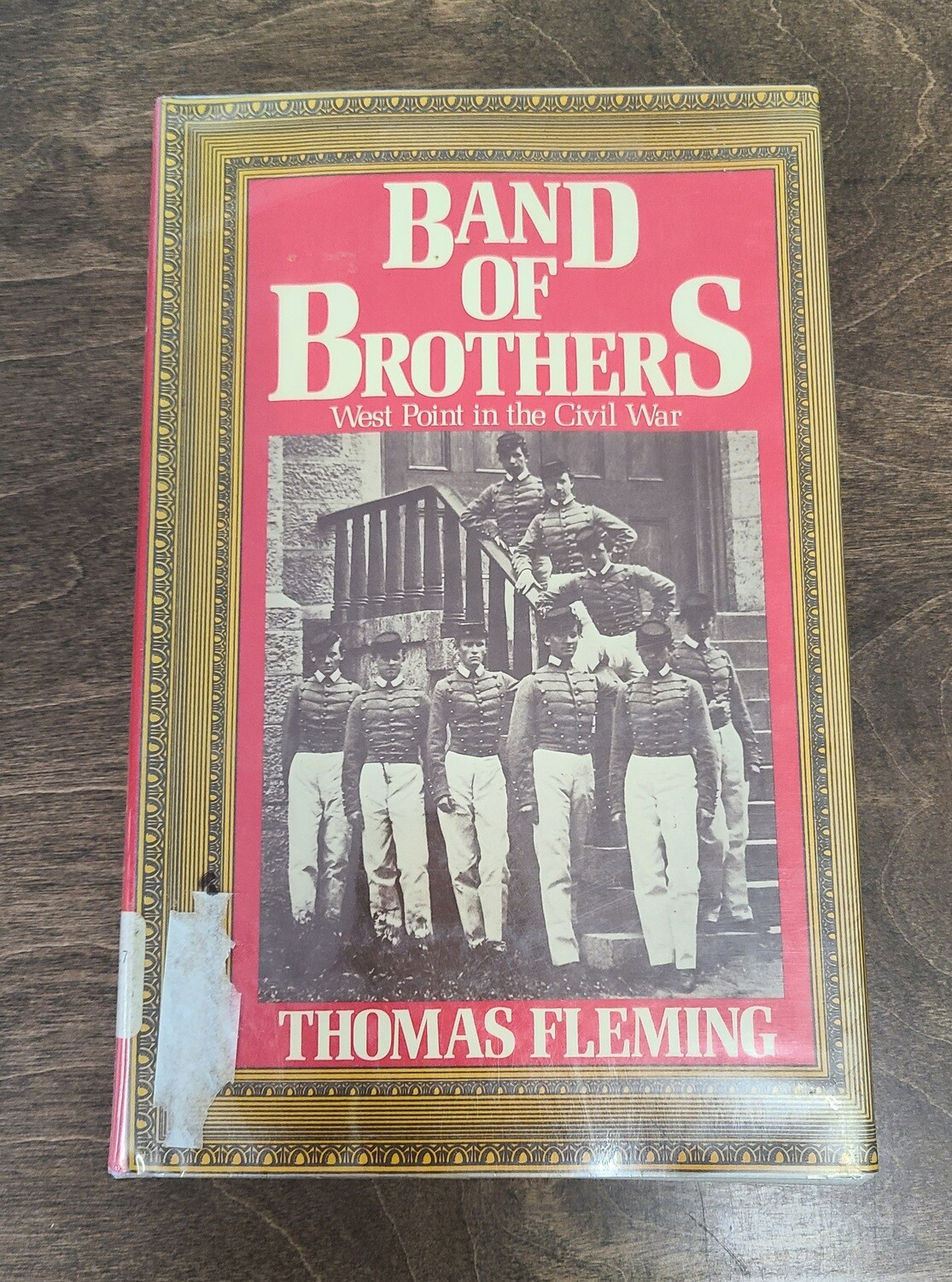 Band of Brothers: West Point in the Civil War by Thomas Fleming