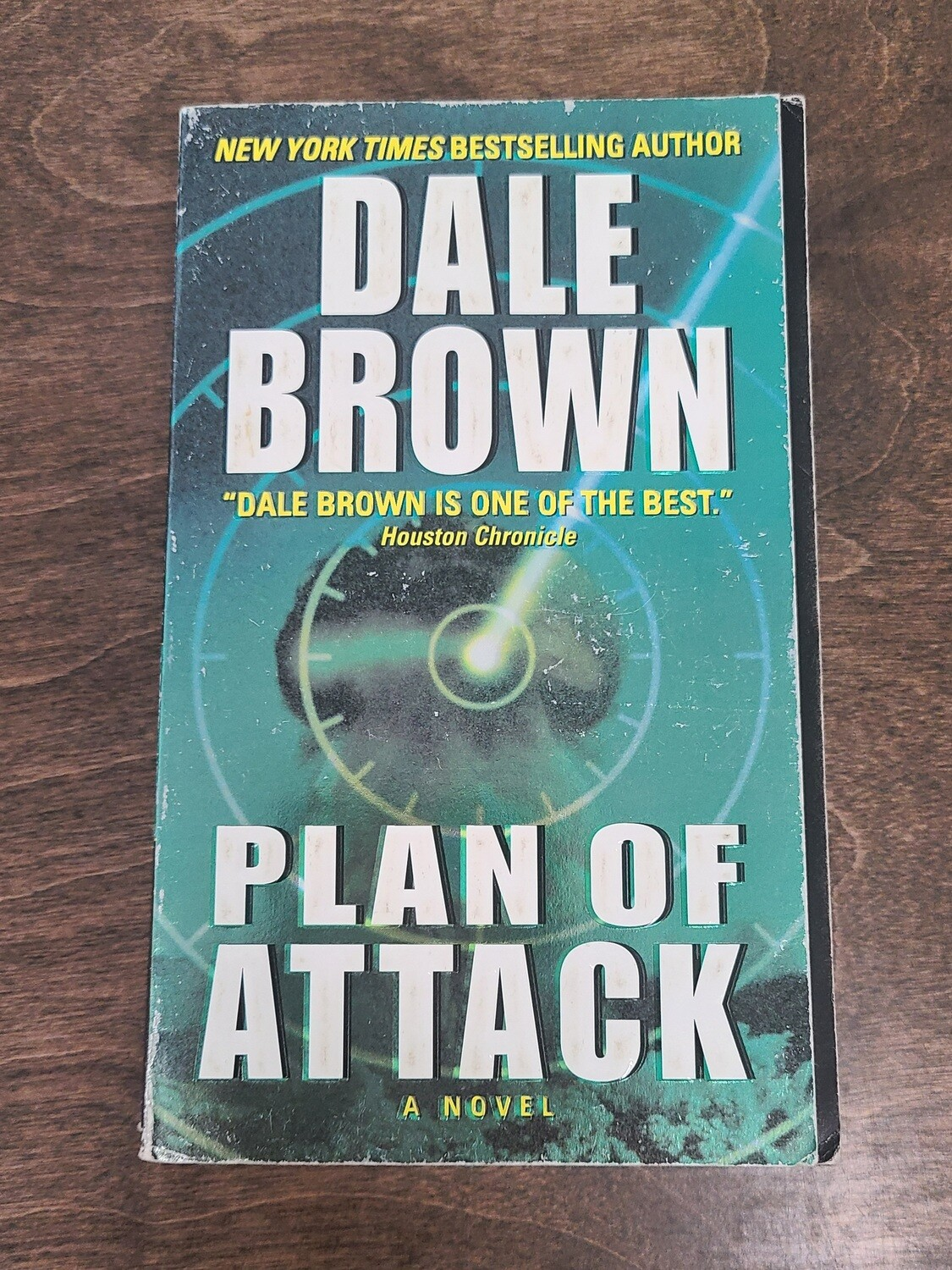 Plan of Attack by Dale Brown