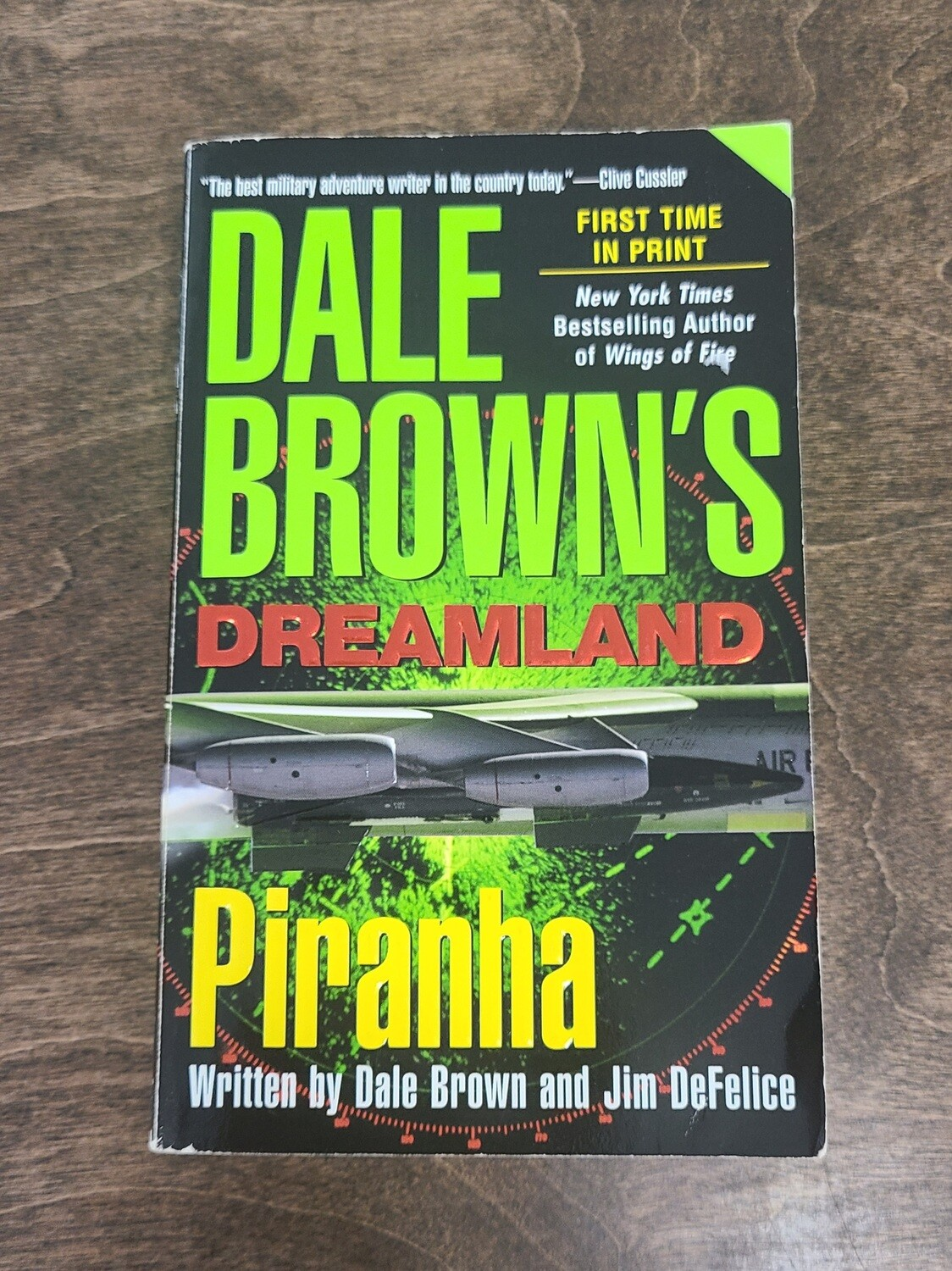 Dale Brown's Dreamland: Piranha by Dale Brown and Jim DeFelice