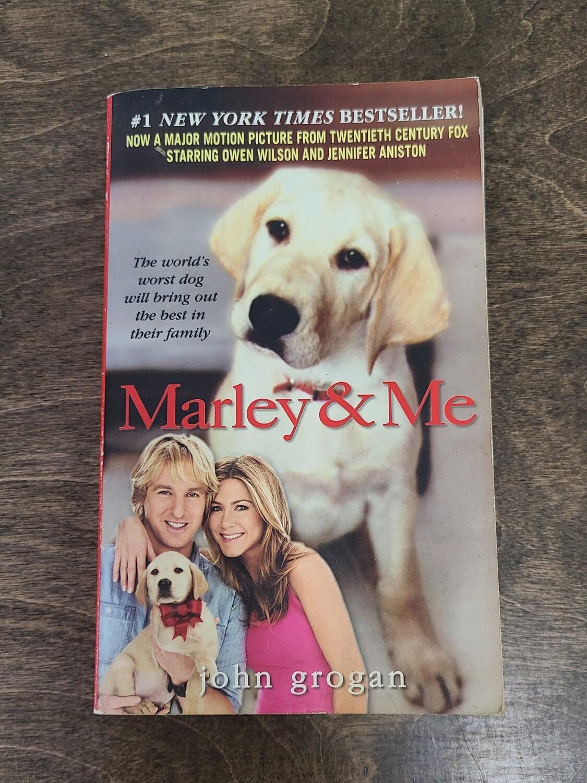Marley and Me by John Grogan - Paperback