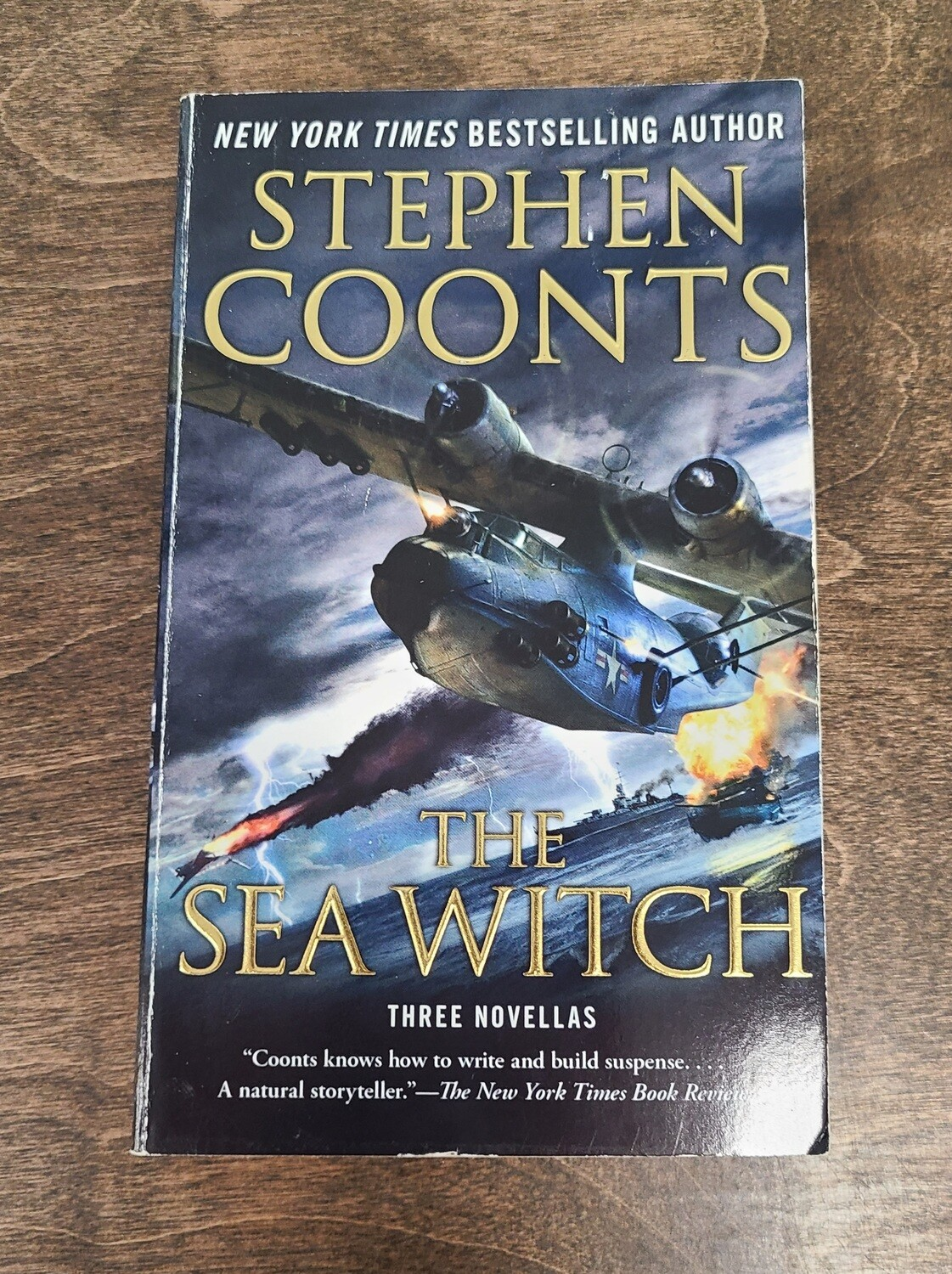 The Sea Witch by Stephen Coonts