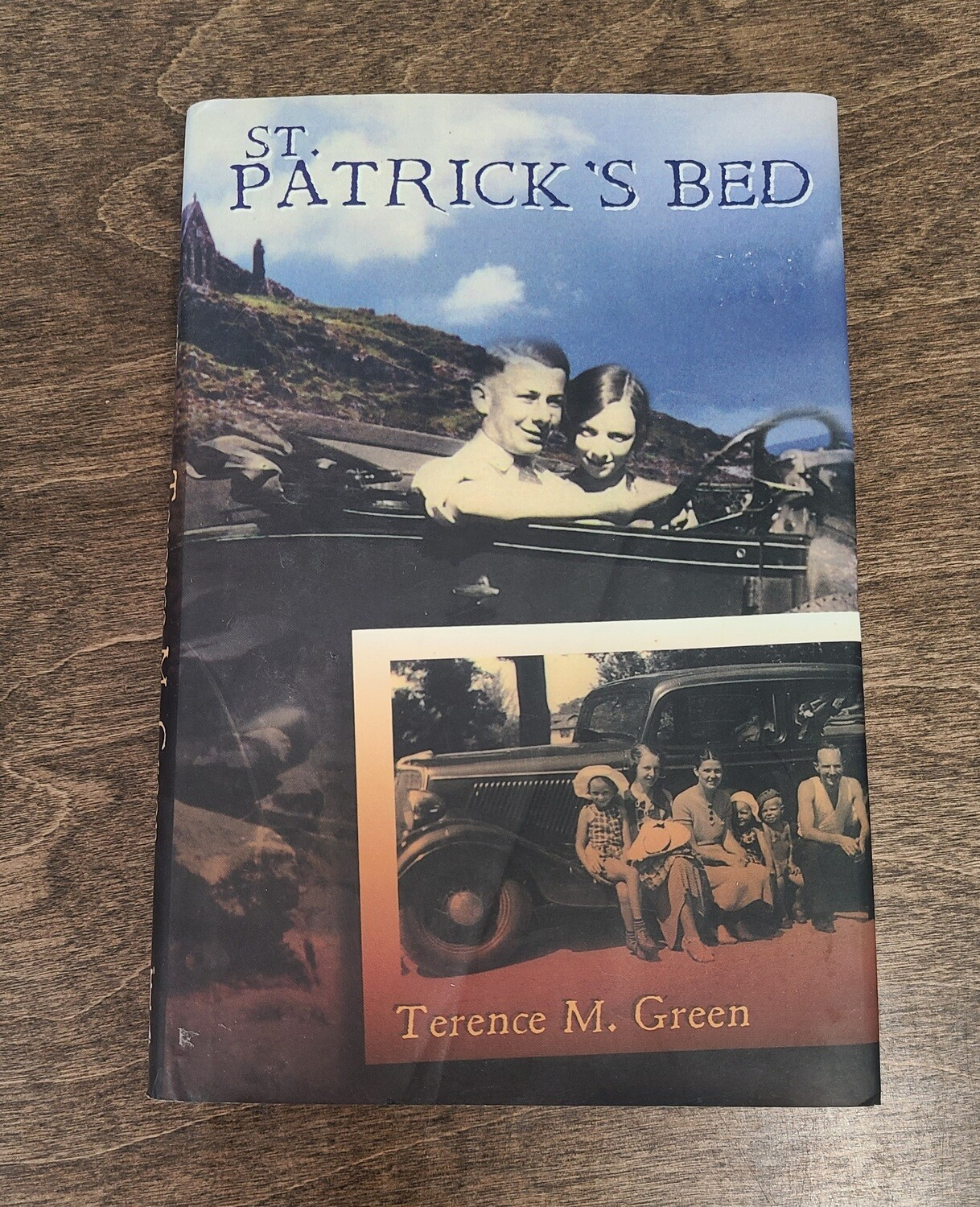St. Patrick's Bed by Terence M. Green