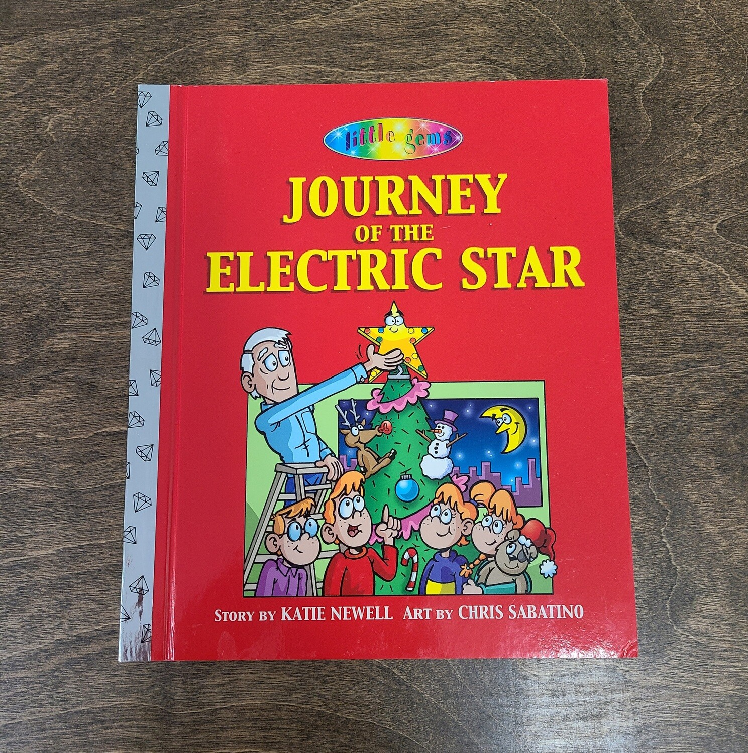 Journey of the Electric Star by Katie Newell and Chris Sabatino