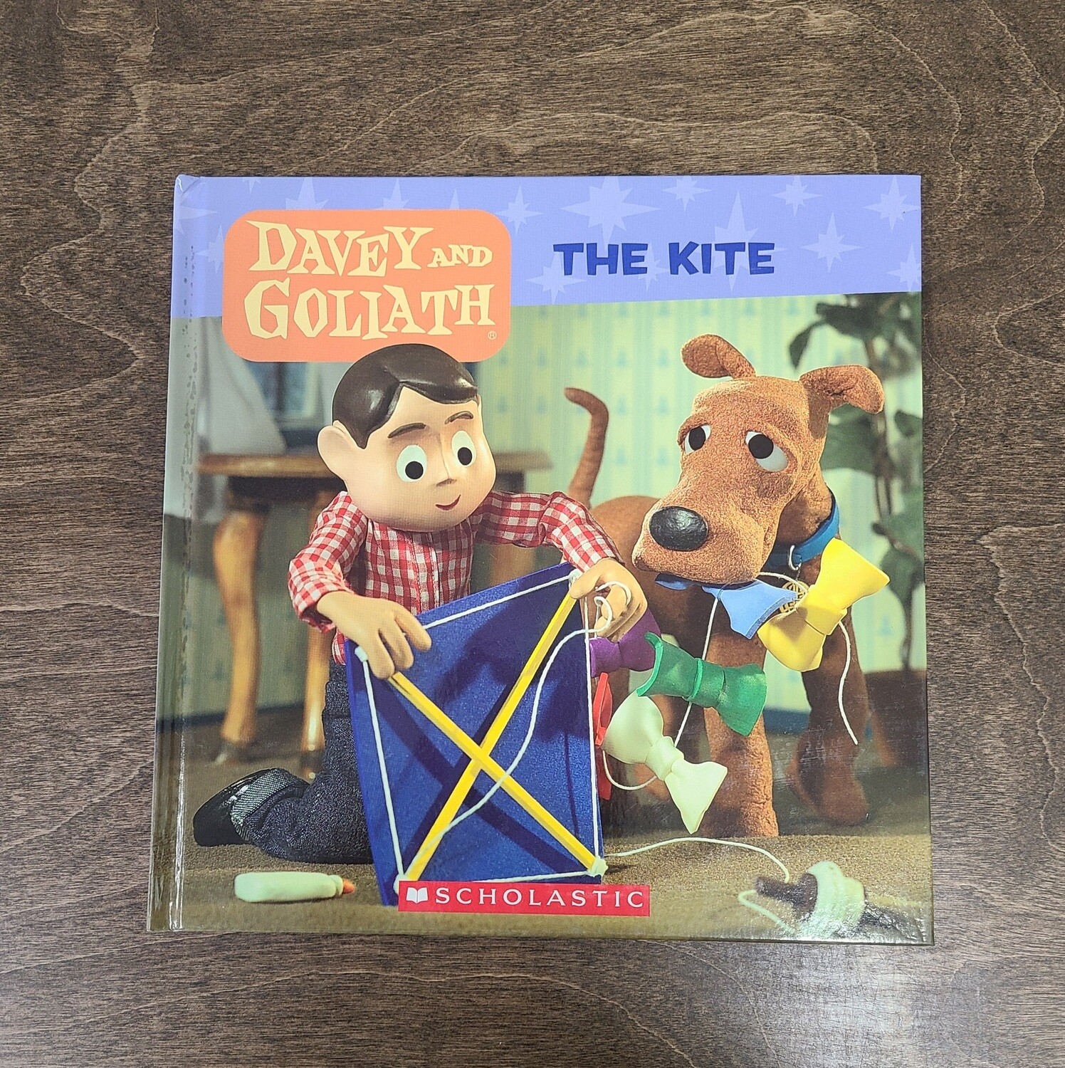 Davey and Goliath: The Kite by Sue Wright