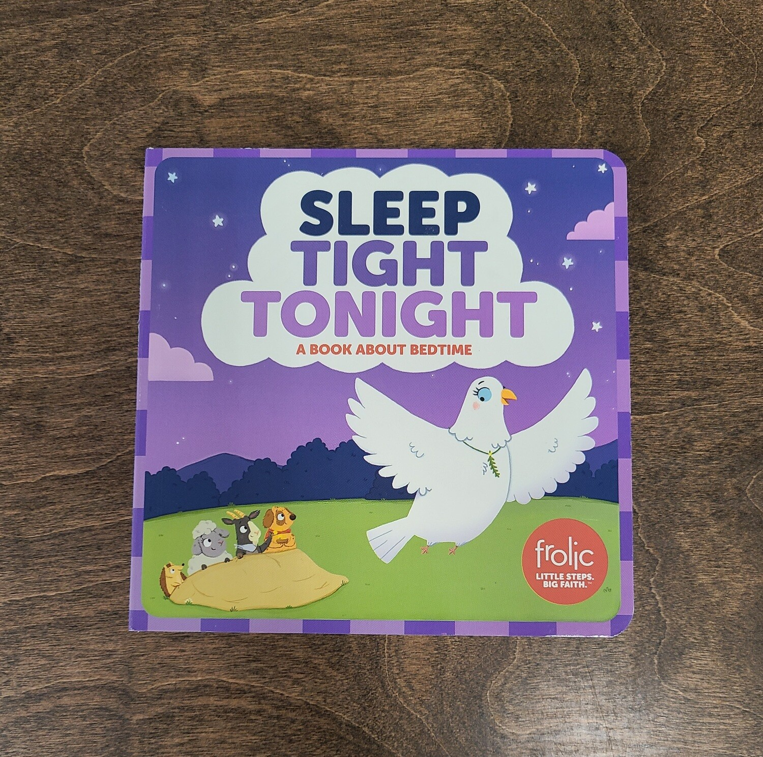 Sleep Tight Tonight: A Book About Bedtime by Kristen McCurry and Jennifer Hilton
