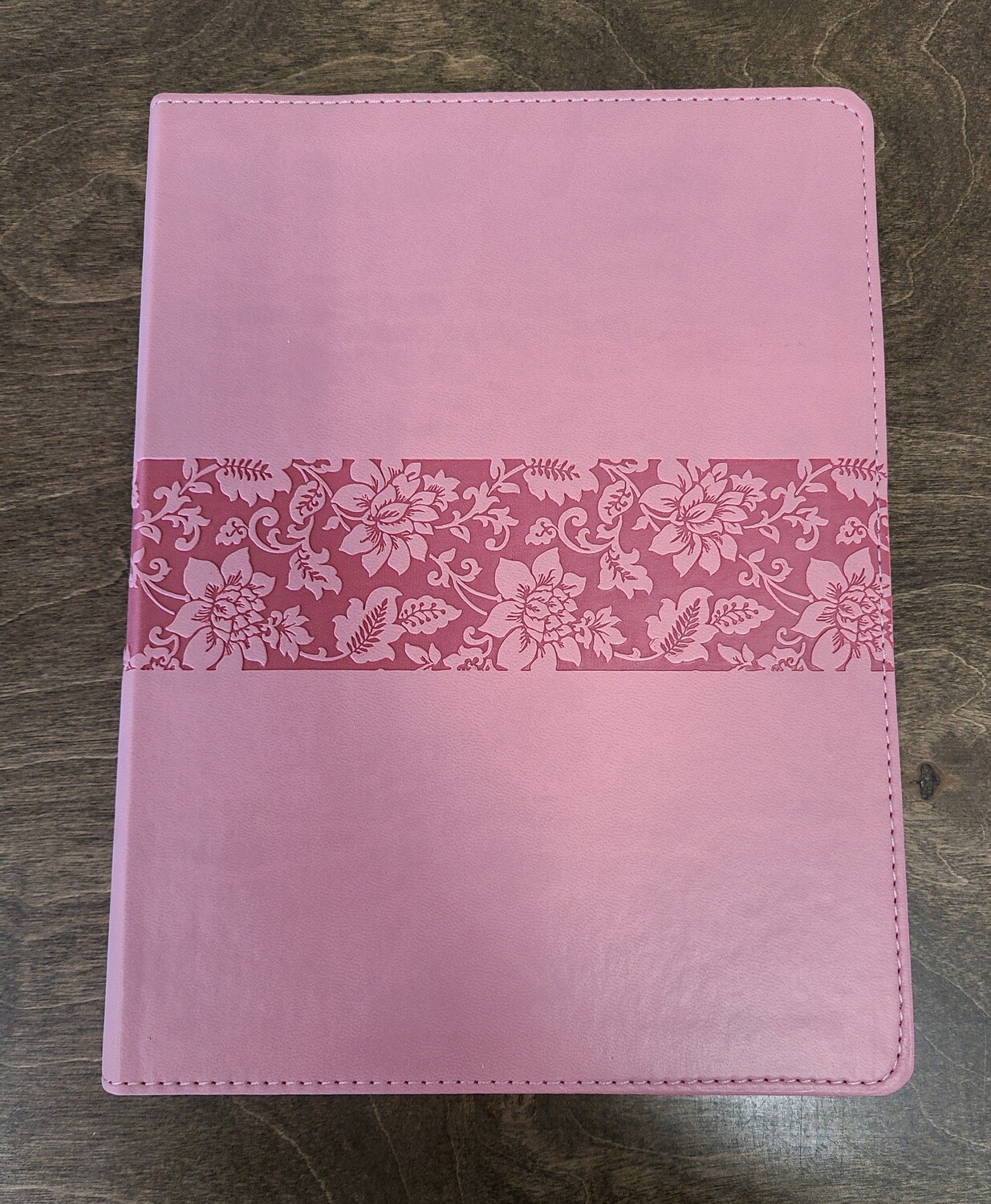 HCSB The Mission of God Study Bible - Cameo Rose LeatherTouch