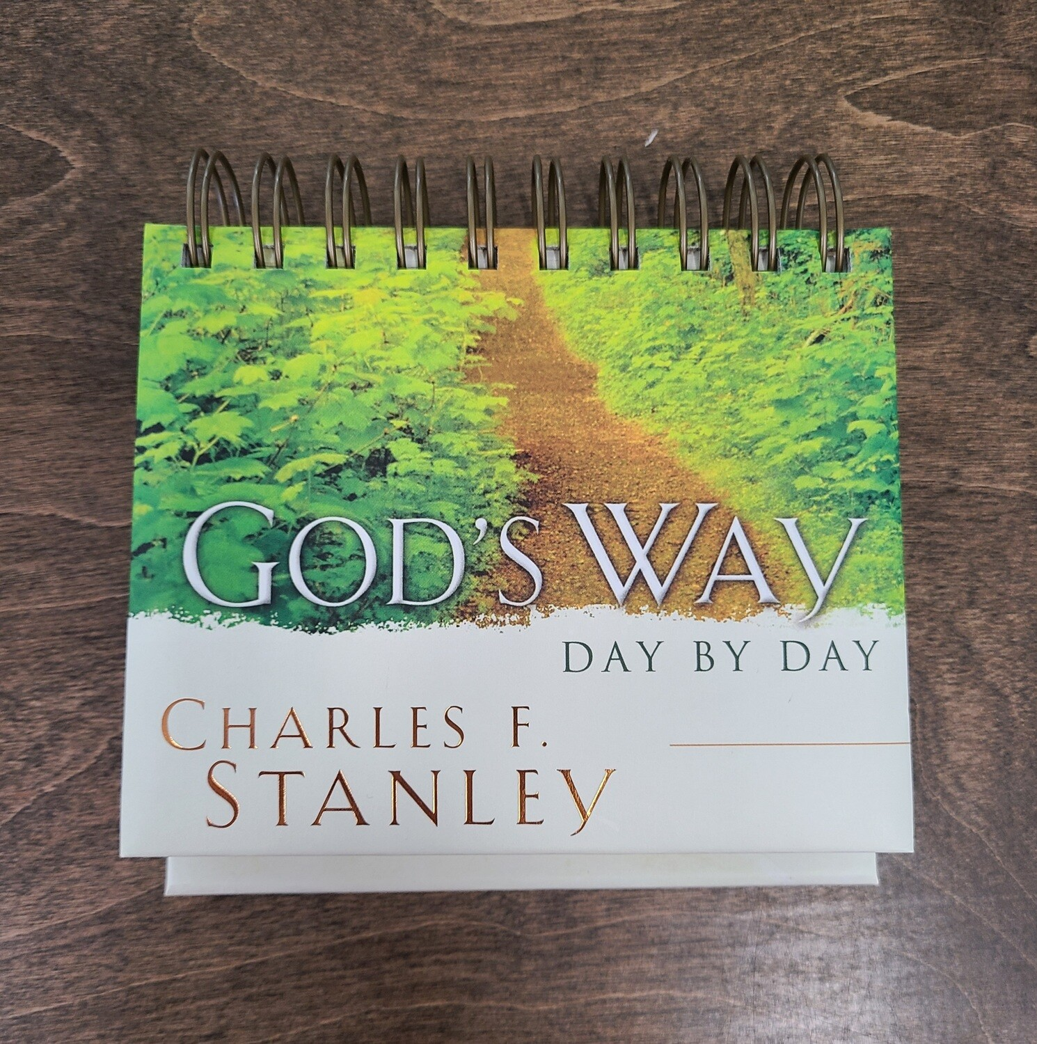 God's Way Day by Day 365 Day Perpetual Calendar
