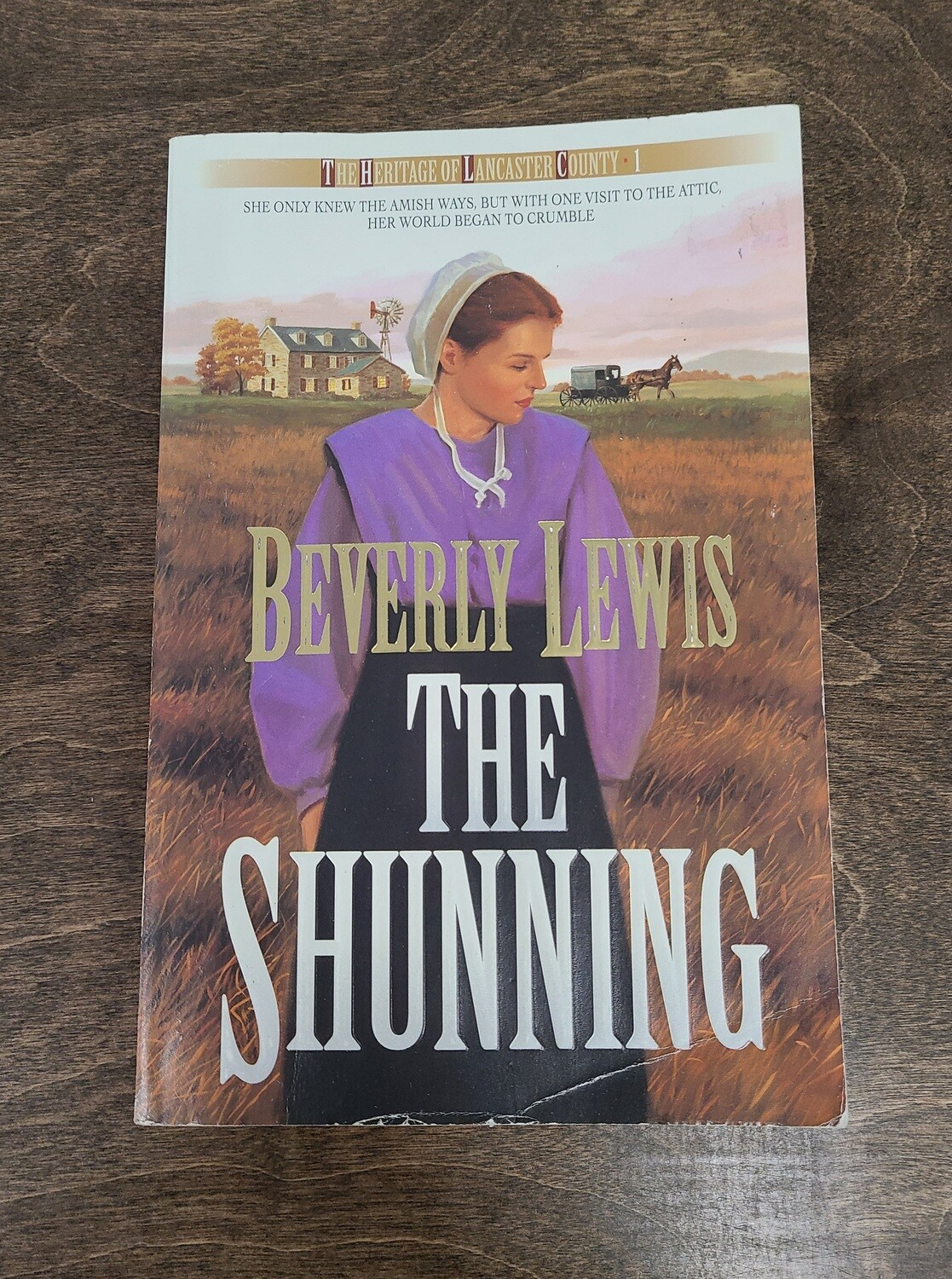 The Shunning by Beverly Lewis - Large Paperback
