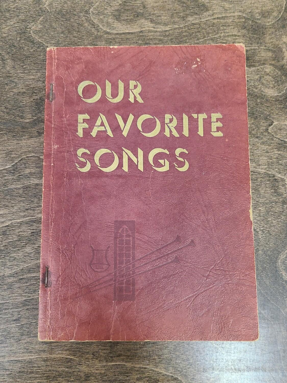 Our Favorite Songs by the Gospel Singing Jubilee