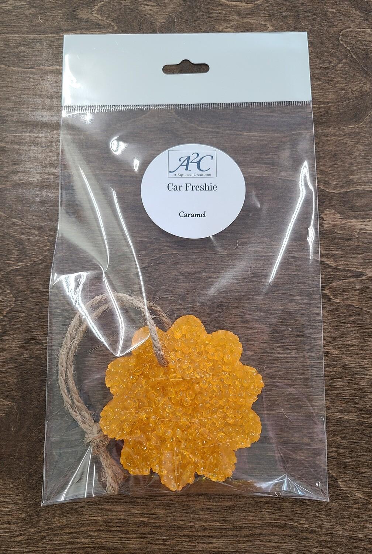 Car Freshies - Caramel - Flower