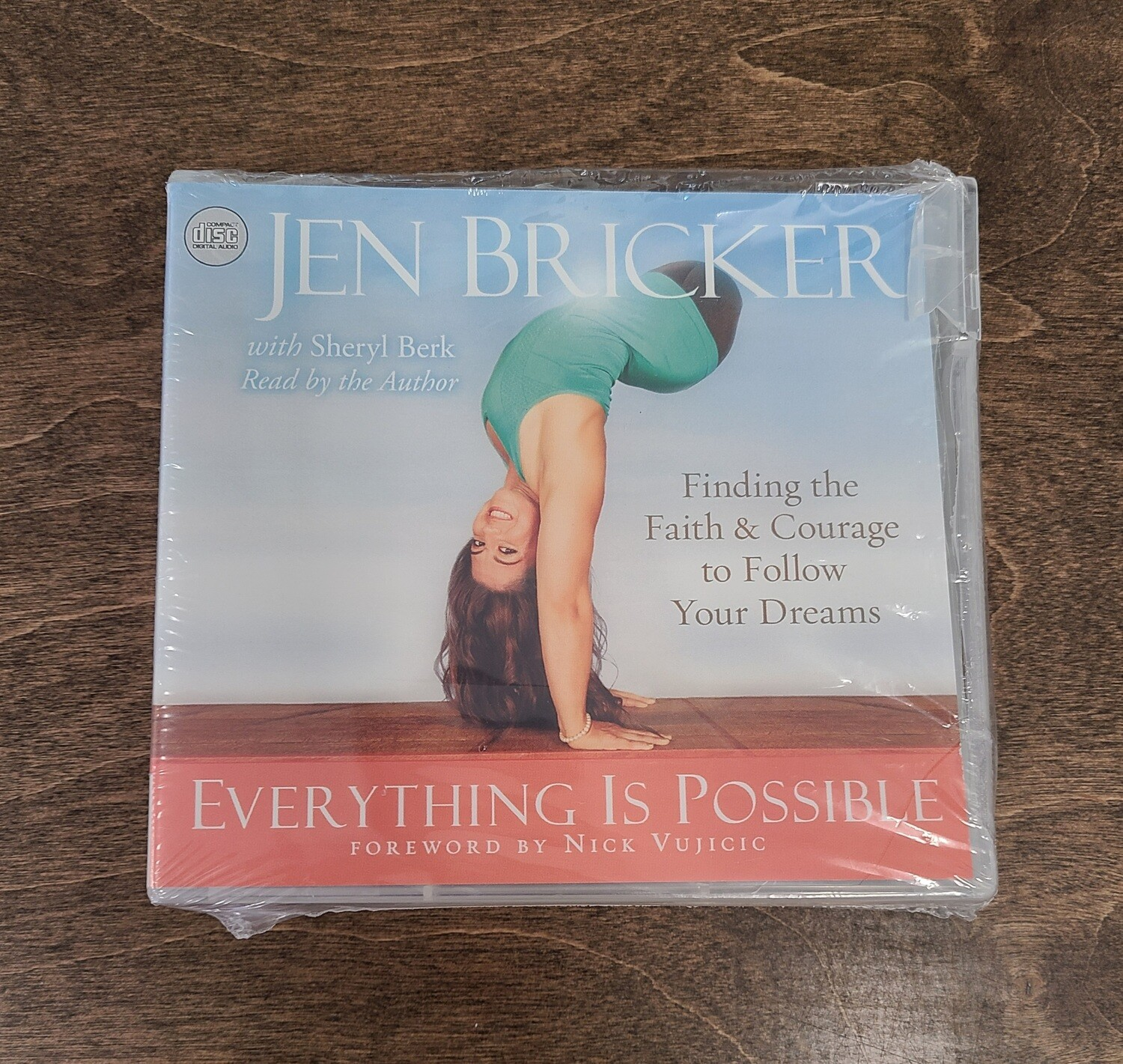 Everything is Possible by Jen Bricker and Nick Vujicic Audiobook