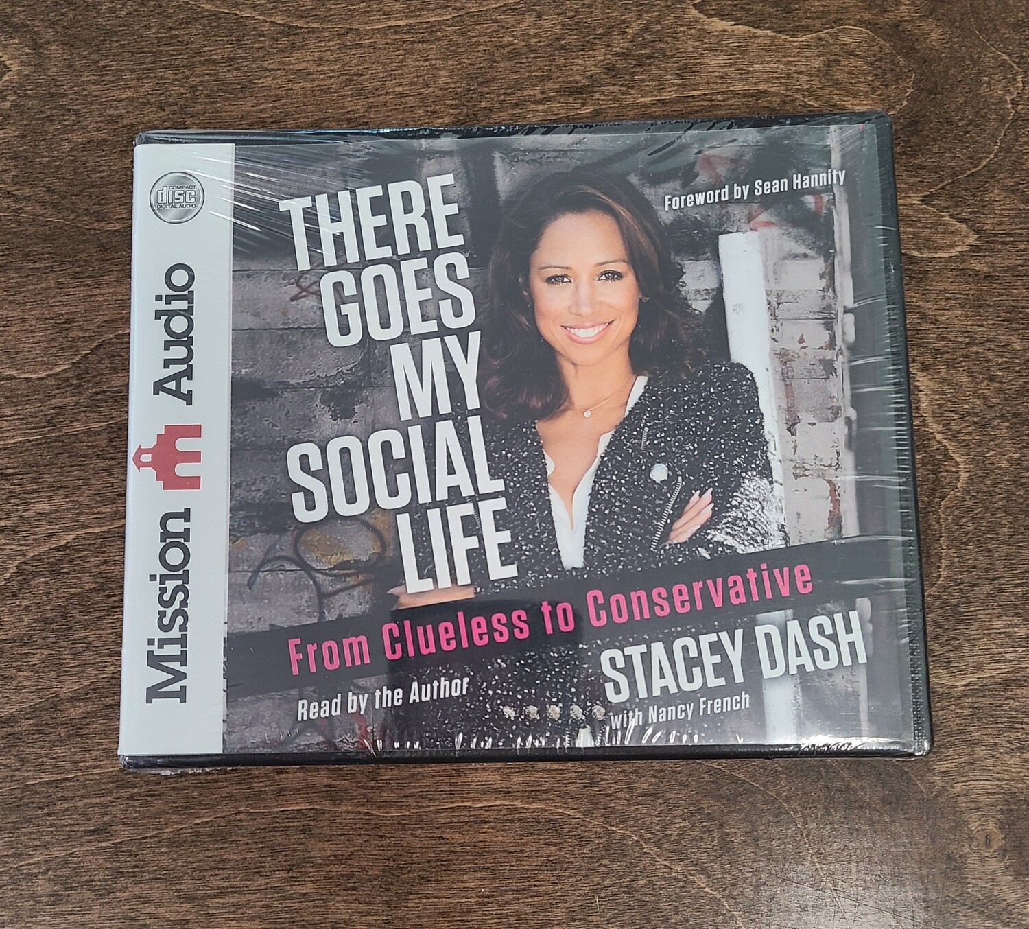 There Goes my Social Life: From Clueless to Conservative by Stacey Dash Audiobook