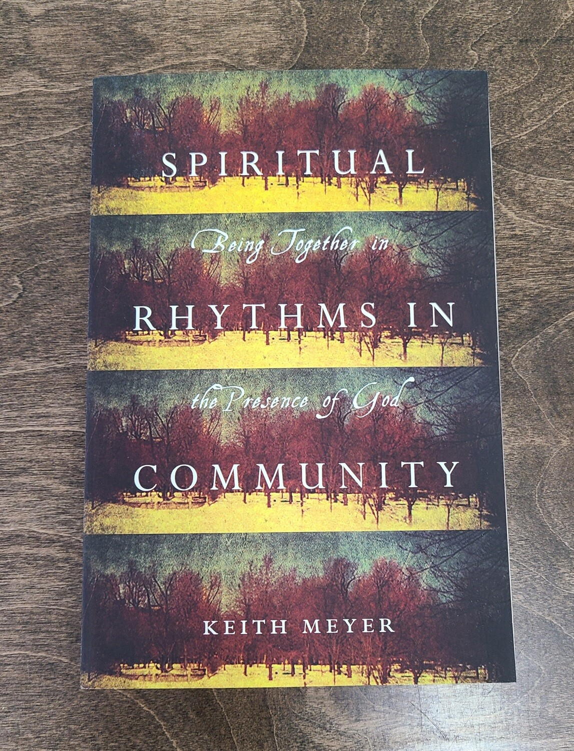 Spiritual Rhythms in Community by Keith Meyer