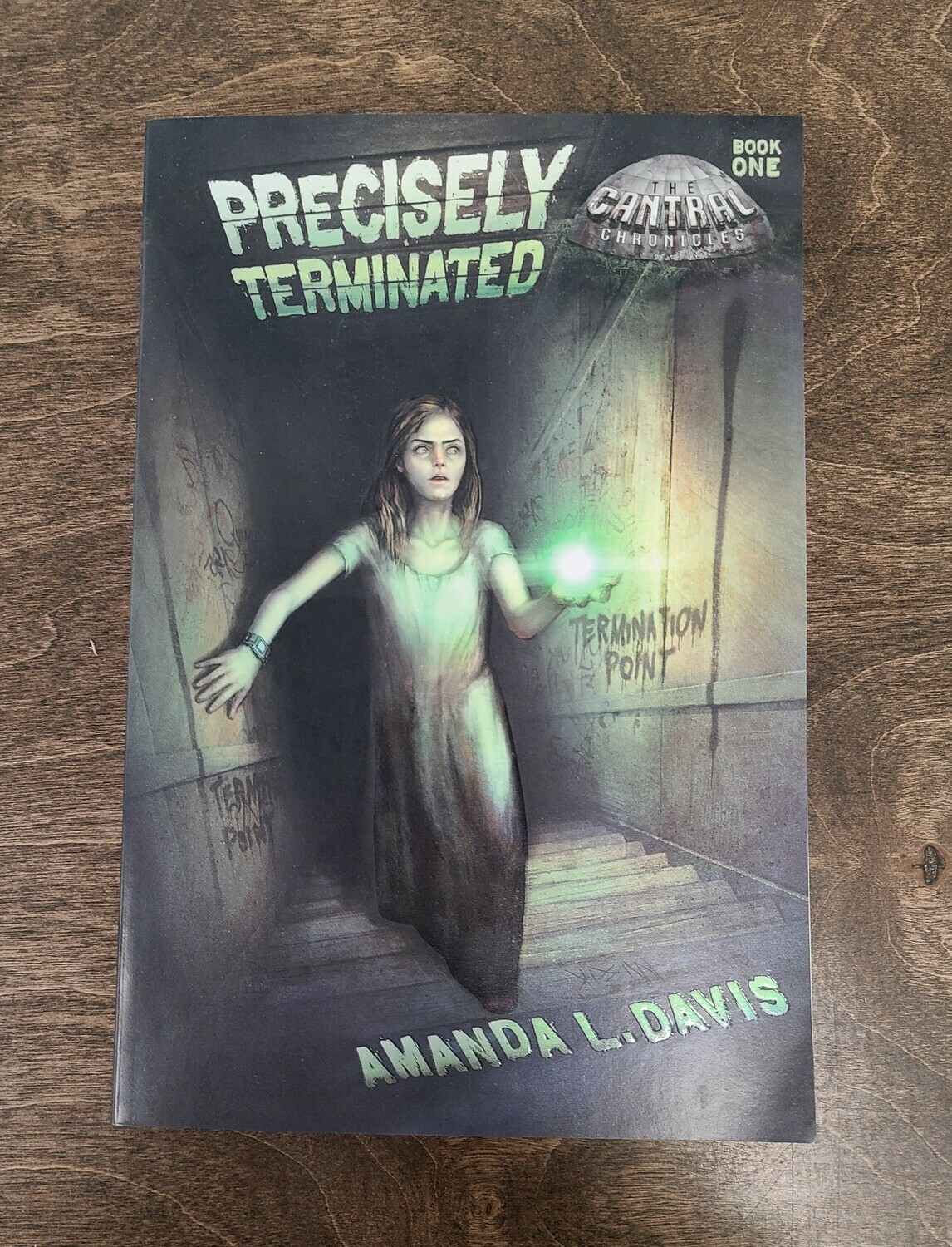 Precisely Terminated by Amanda L. Davis