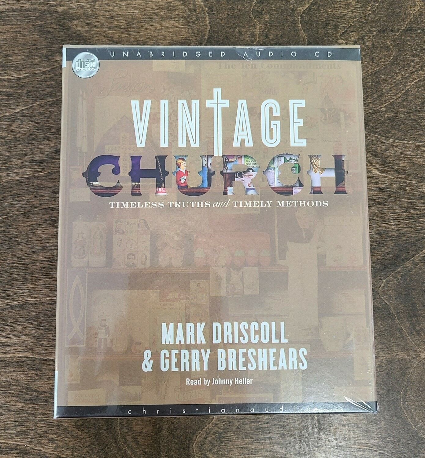 Vintage Church by Mark Driscoll and Gerry Breshears Audiobook