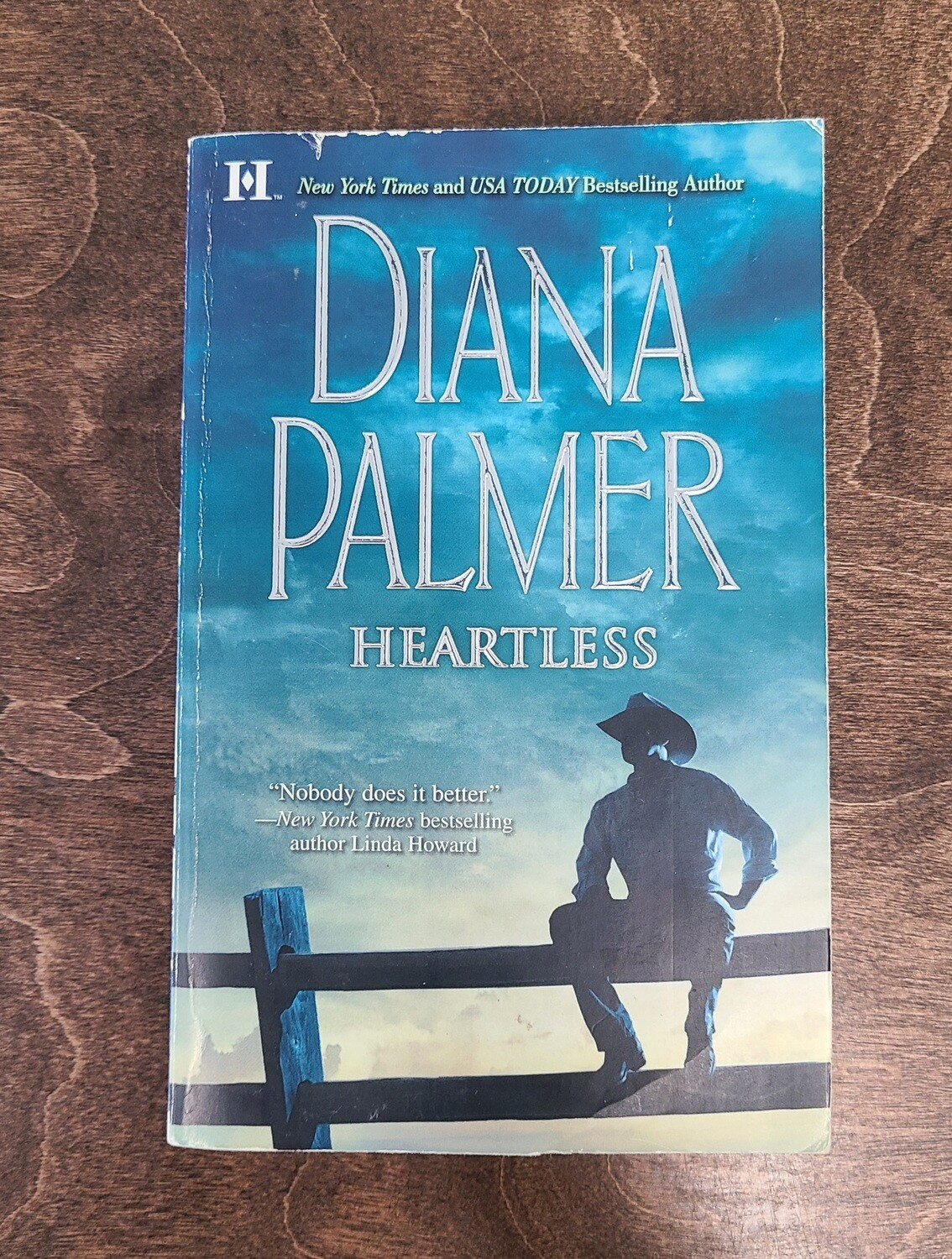 Heartless by Diana Palmer - Paperback