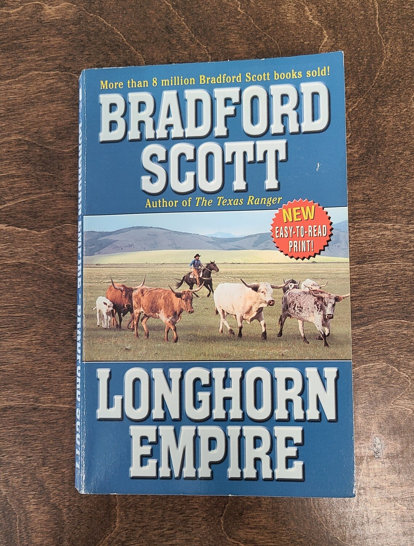 Longhorn Empire by Bradford Scott