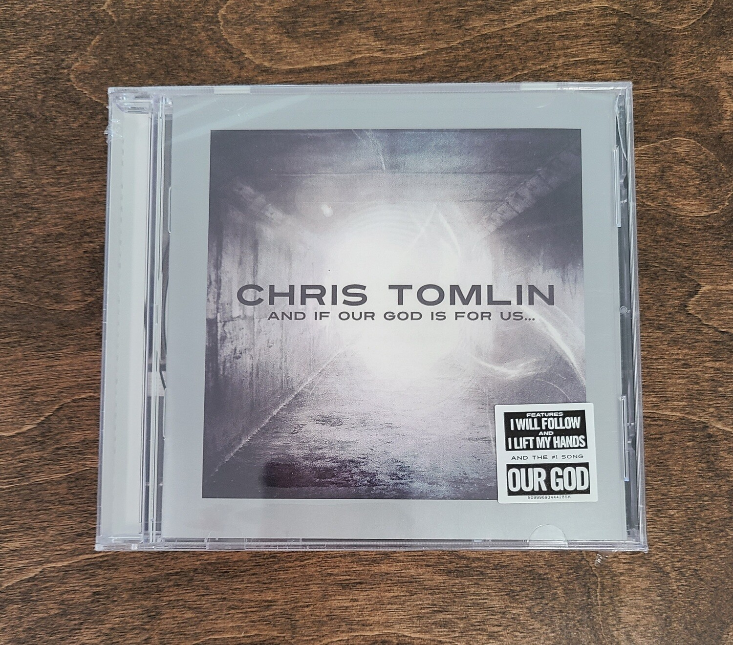 And if Our God is For Us... by Chris Tomlin CD